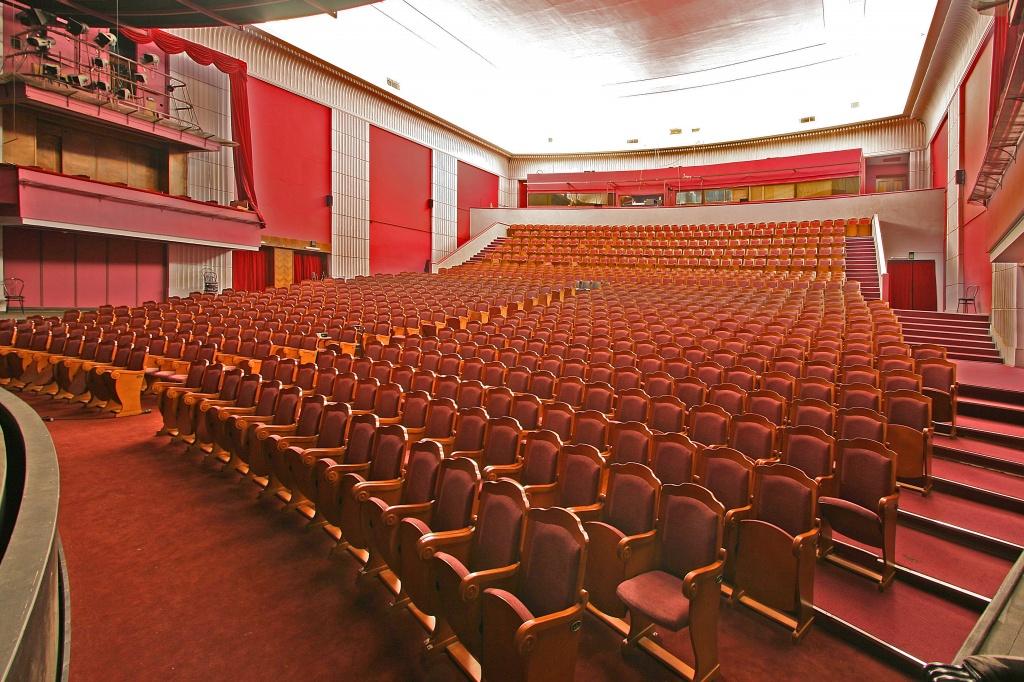 Театр фестиваль Балтийский дом