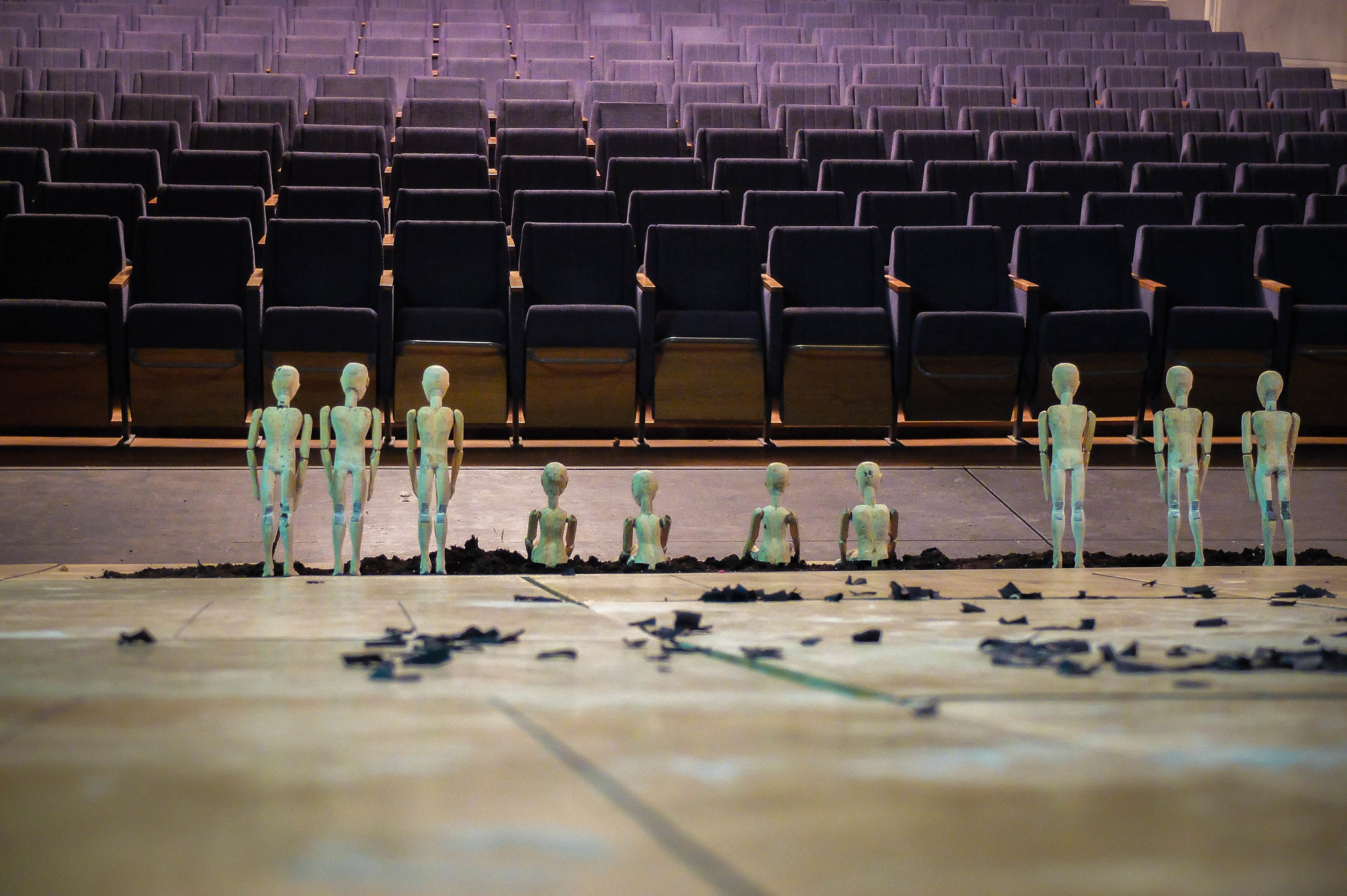 Большой театр кукол фото