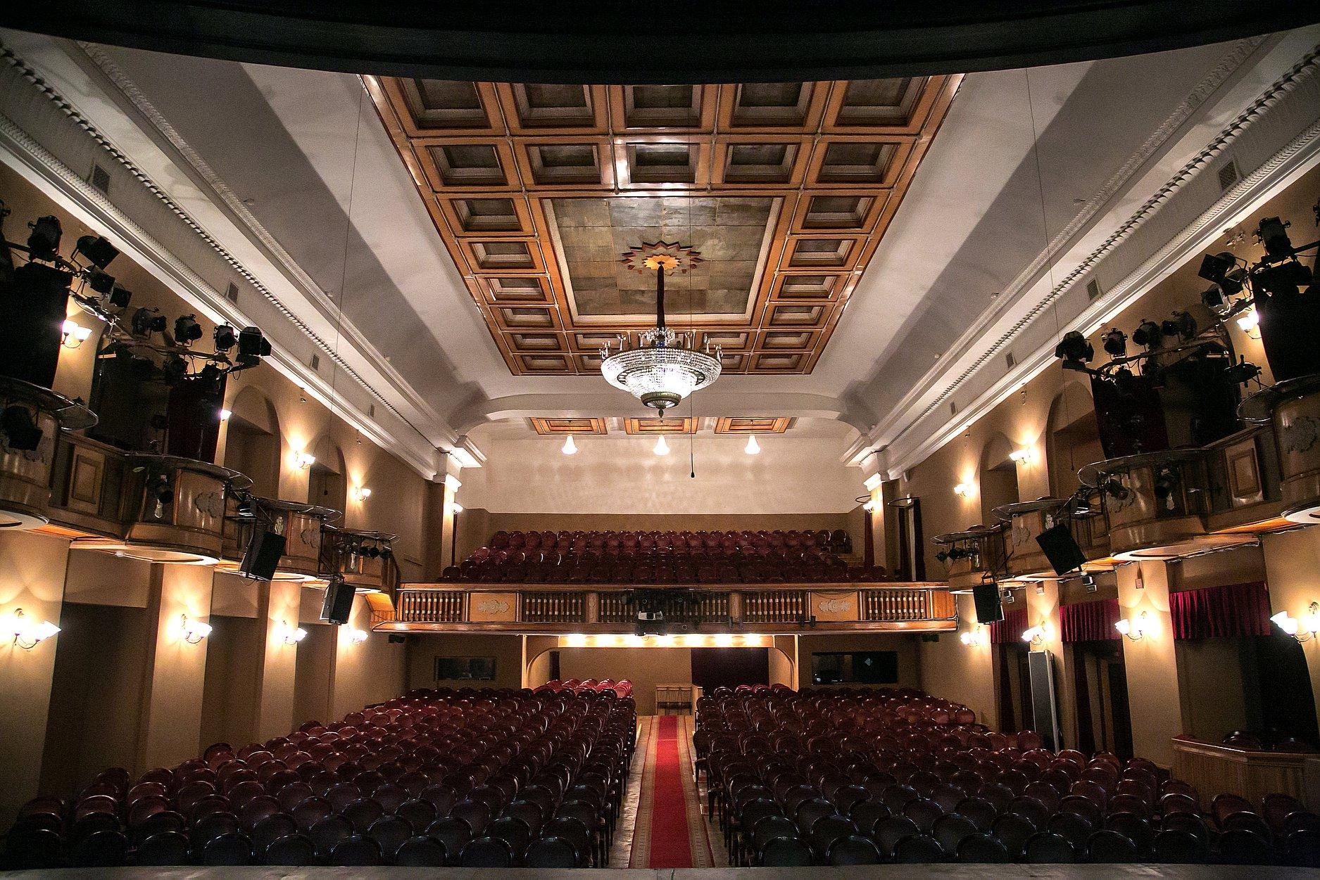 Театр им Ленсовета фото