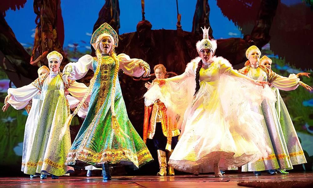мюзикл «Лукоморье» (Продюсерский центр «Триумф») фото