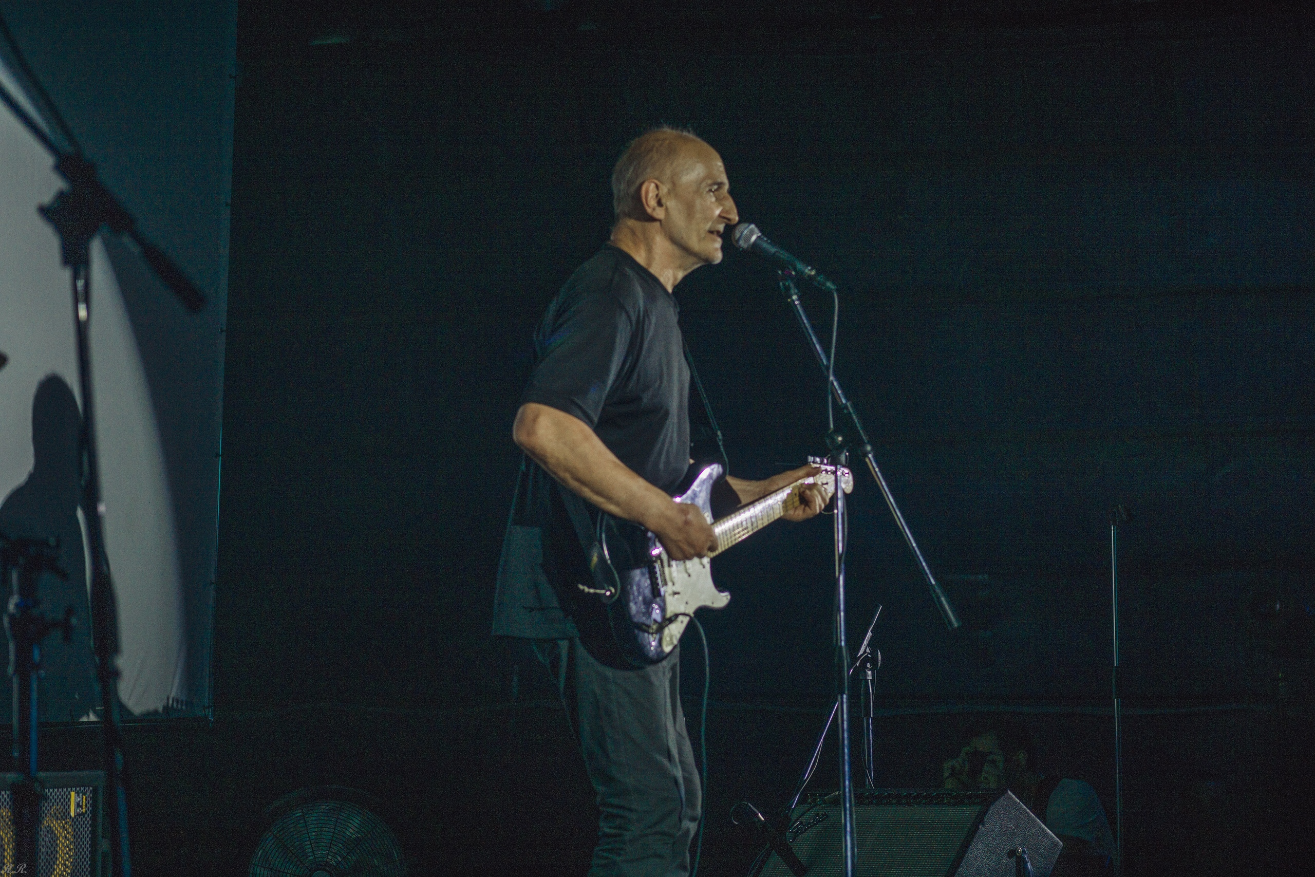 Петр Мамонов. Фото из официального сообщества фестиваля. фестиваль «Форма 2019» фото