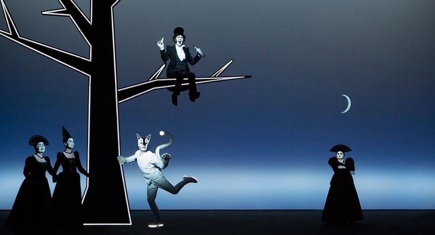 «Сказки Пушкина» (Театр Наций) фото