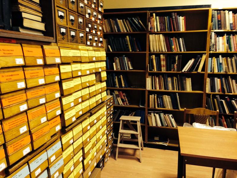 Библиотека Политехнического института «Jukebox» фото