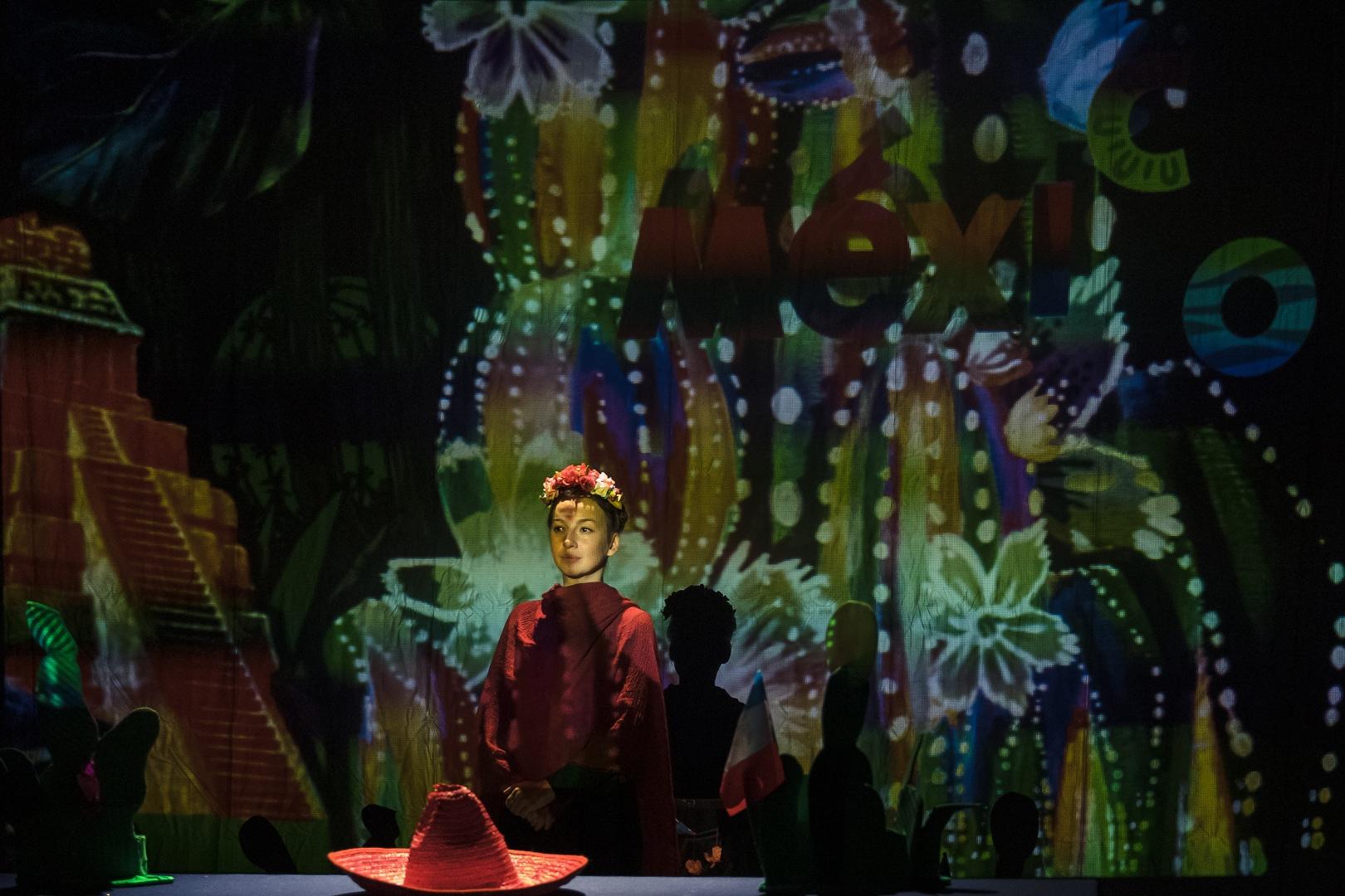 Большой театр кукол лаборатория БТК-ЛАБ эскизы фото