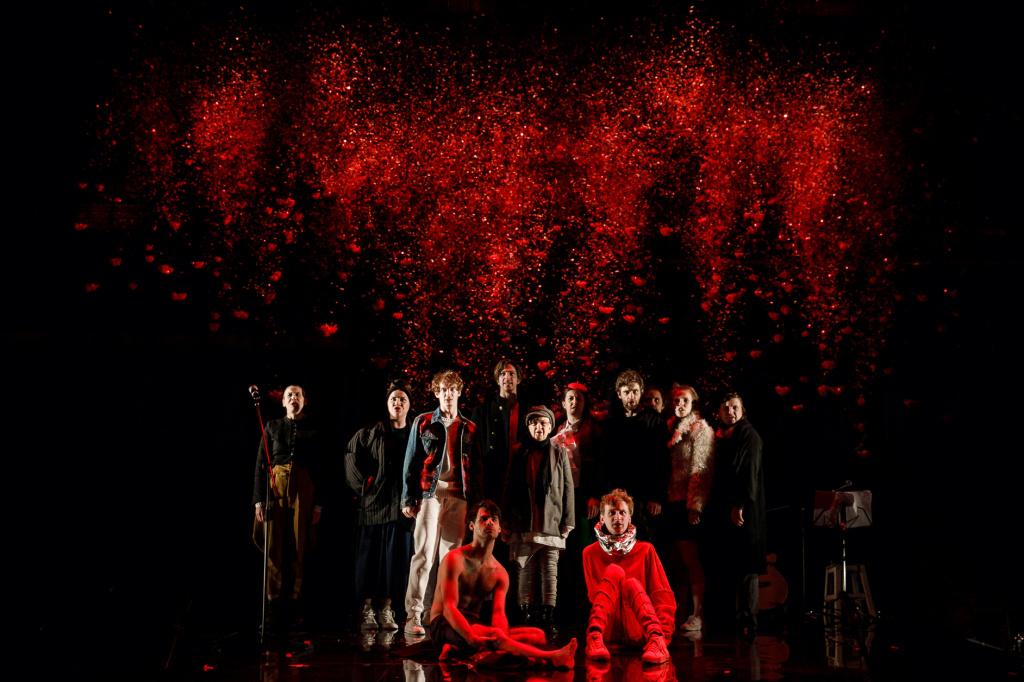 Театр-фестиваль «Балтийский дом»спектакль «Зощенко… Зощенко… Зощенко… Зощенко…» фото