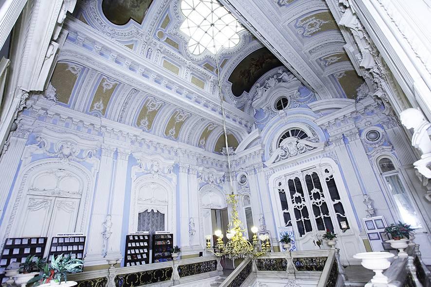 Дворец Зинаиды Юсуповой на Литейном проспекте 42 фото