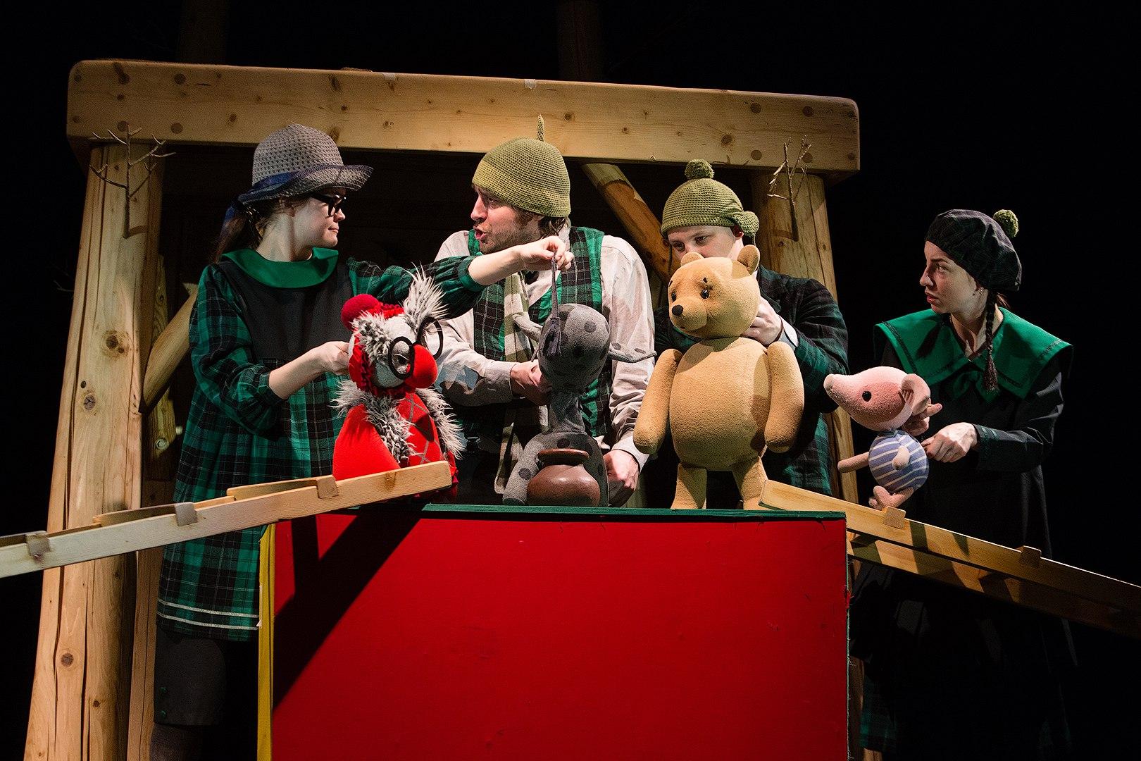 БТК Большой театр кукол спектакль фото