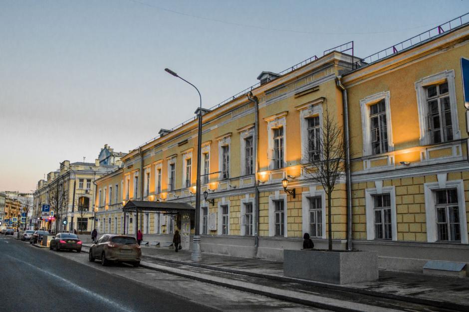 Училище им Щепкина фото