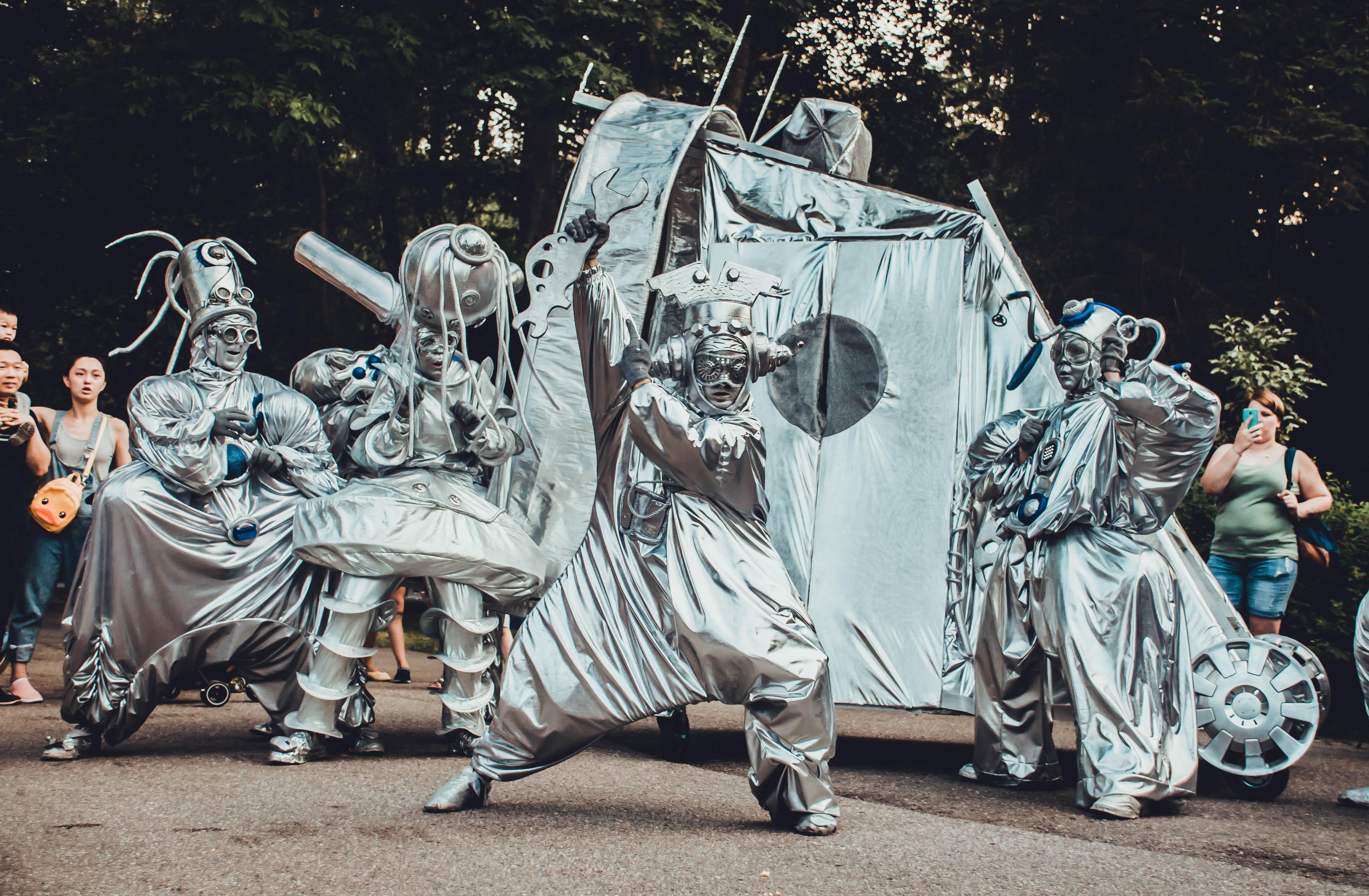 международный фестиваль уличных театров санкт-петербург елагин парк 2019 фоторепортаж фото